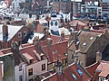 Rooftops in Whitby's Old Town